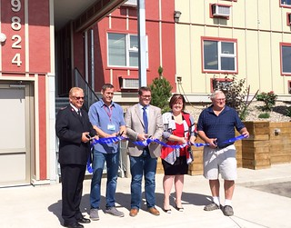 New shelter and transitional housing beds in Fort St. John