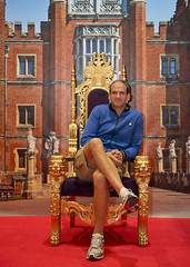 Martin Johnson at RideLondon show