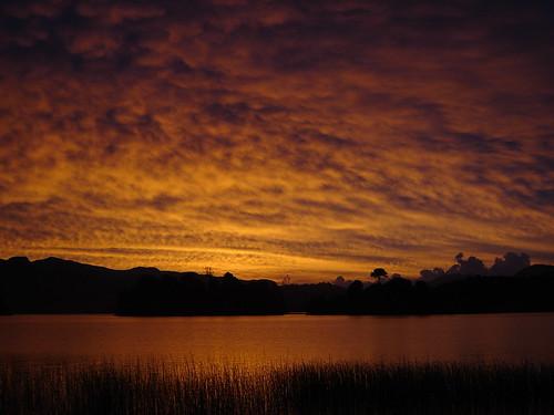 sunset patagonia mountains amanecer andes cordillera montañas juncos neuquen junin