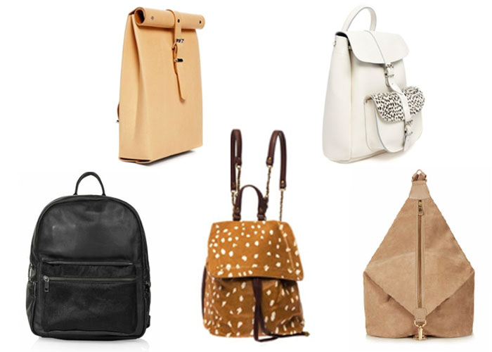 Fringe of the Cro   AW14 Backpack Trend