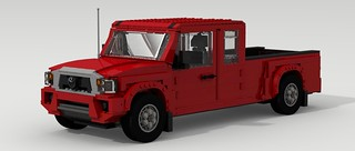Toyota Tacoma (large scale)