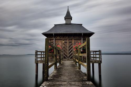 Pavillon des bains, Chez-le-Bart (NE)
