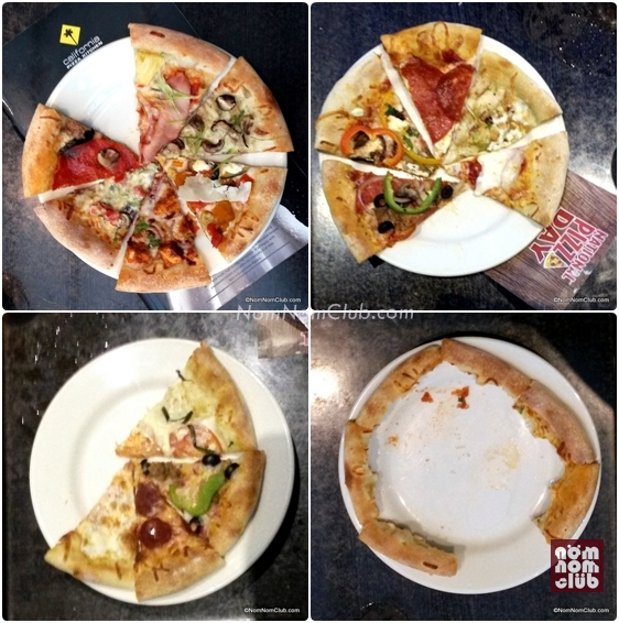 How To Eat 15 Pizza Slices in 1 Hour
