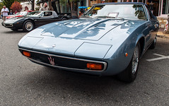 2014 Concours on the Avenue - Carmel-by-the-Sea, California