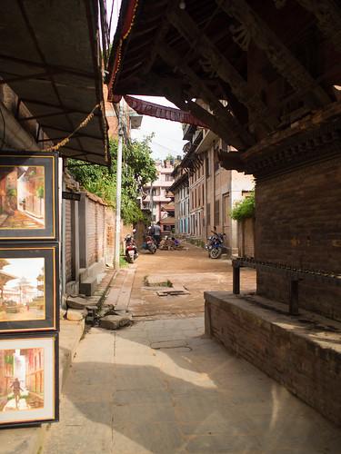 Patan alleys