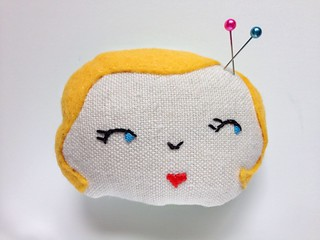 We Made It: Pincushion Gal