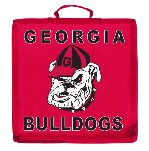 Georgia Bulldogs Stadium Cushion