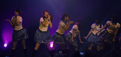 JKT48 Performing Gingham Check