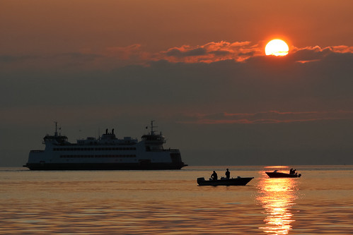 ferry sunrise vehicle pointdefiancepark mvchetzemoka