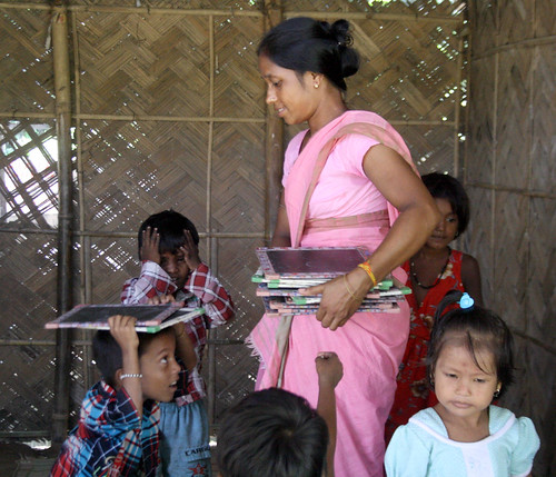 Fwd: Rahima living her dreams through slum kids in Guwahati