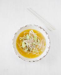 JAPANESE ORANGE-GINGER SOUP