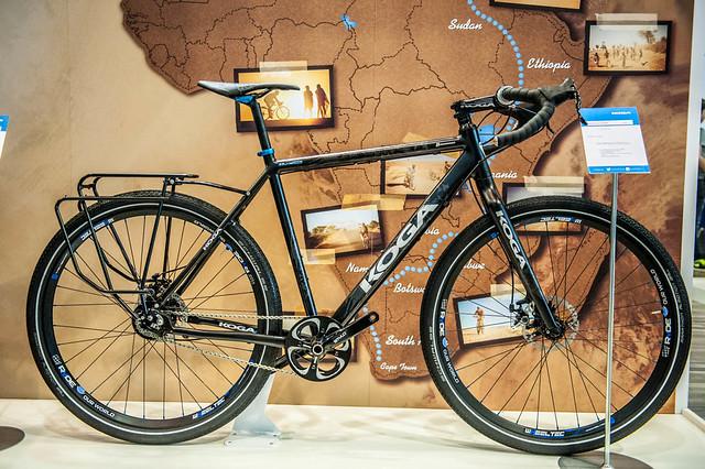 Koga Touring Eurobike 2014