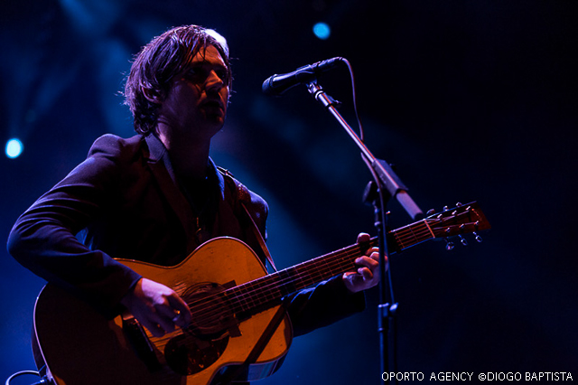Conor Oberst - Vodafone Paredes de Coura '14