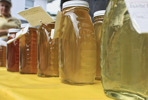 2014 Lithopolis Honeyfest: Honey Competition