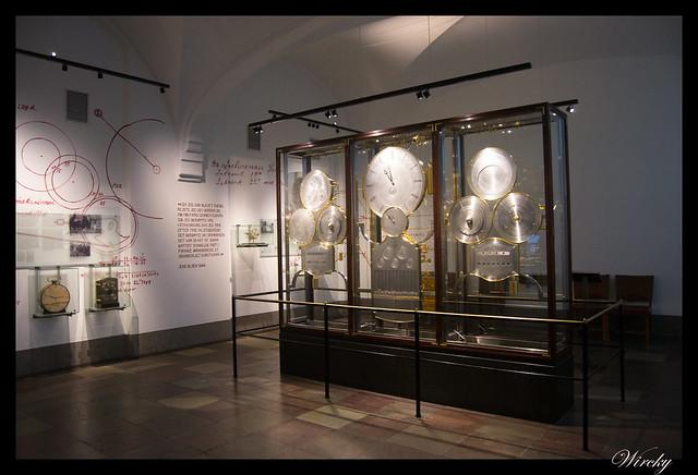 Reloj astronómico Ayuntamiento de Copenhague