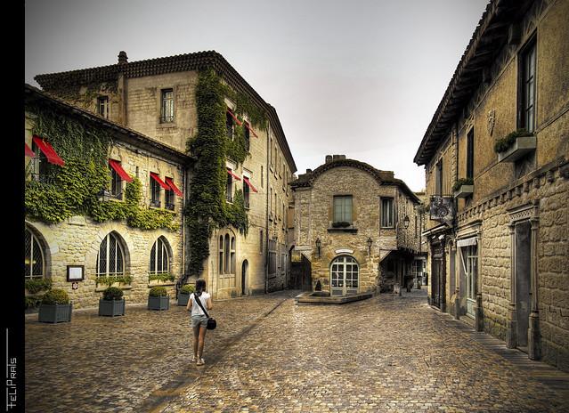 Postals des de Carcassonne (8)...