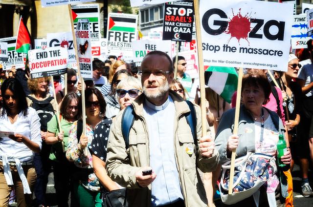 Gaza March August 2014 - 02