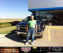 #HappyBirthday to Barry Hanks from Mark Havens at Four Stars Auto Ranch!