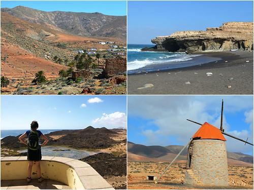 Walking Fuerteventura Montage