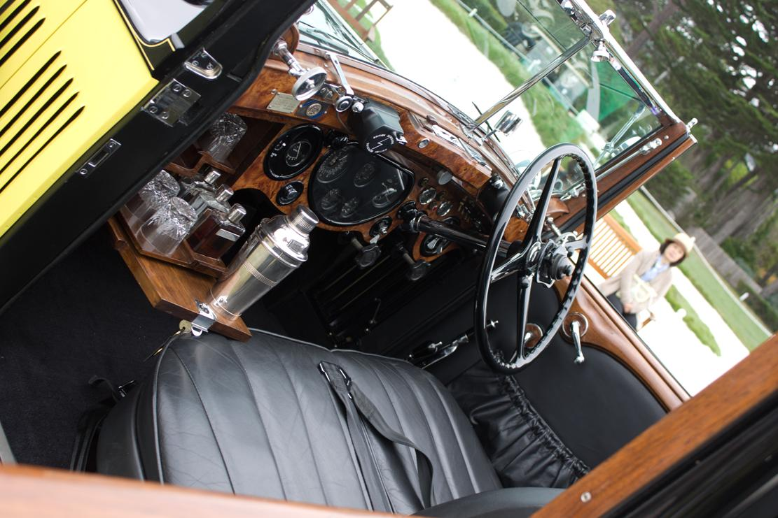 1931 Rolls-Royce Phantom II Barker Sedanca de Ville (3)