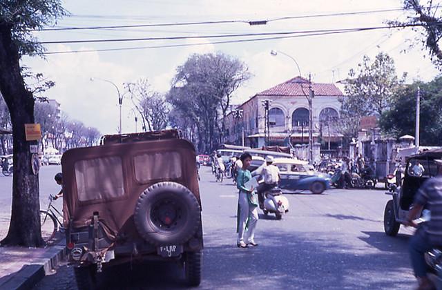 SAIGON 1968 - Đường Nguyễn Huệ
