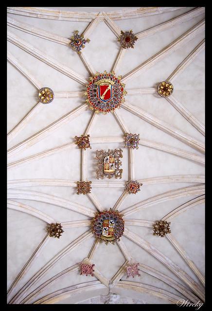 Techo Monasterio de El Paular