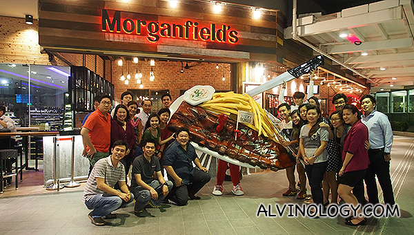 Morganfield's at Suntec City
