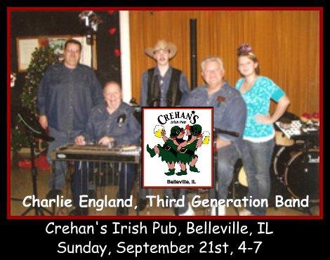 Charlie England 9-21-14