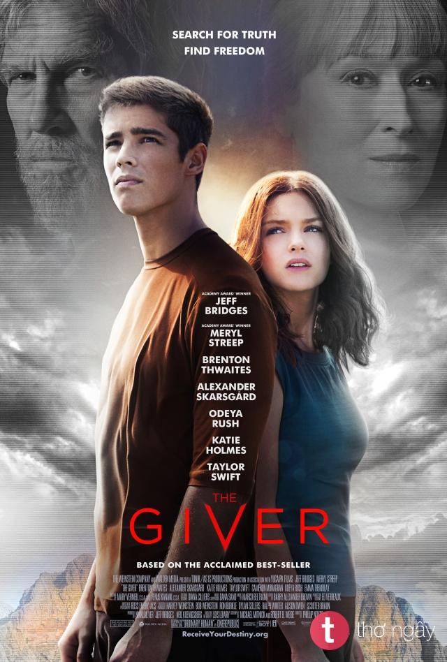 Phim Người Truyền Ký Ức - The Giver