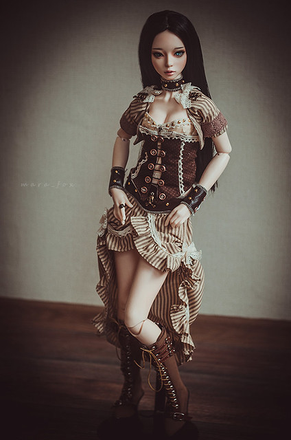 ☠Steampunk Pirate Outfit☠