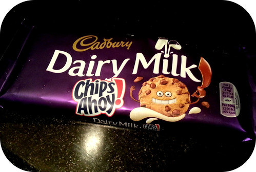Dairy Milk Chips Ahoy