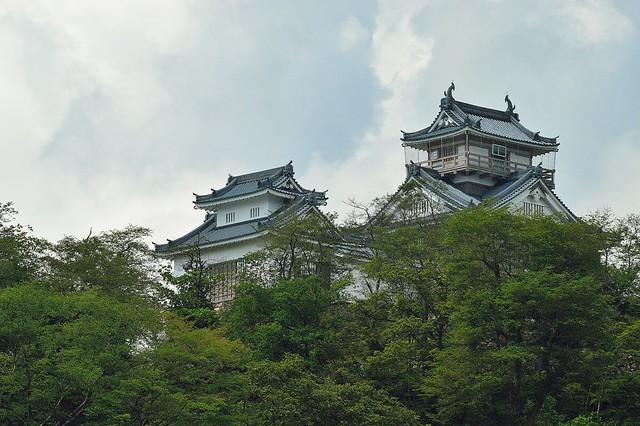 越前大野城4・Echizen Ohno Castle