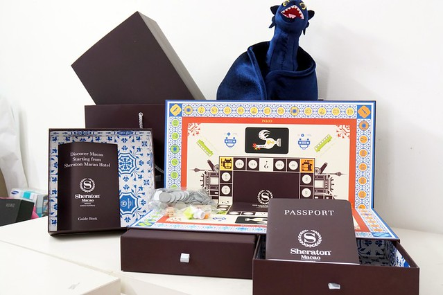 sheraton macao - how to train your dragon