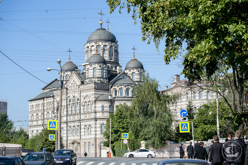 7 сентября 2014, Экскурсия по Санкт-Петербургу / 7 September 2014, Excursion in St. Petersburg