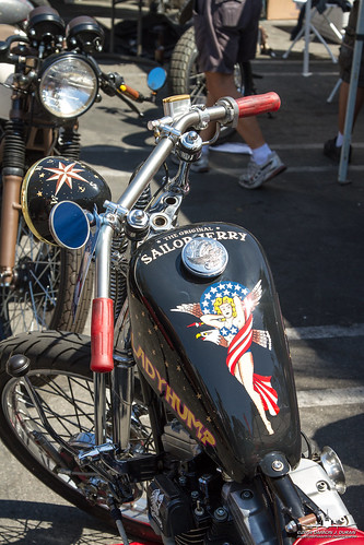 Venice Vintage Motorcycle Club Rally 2014