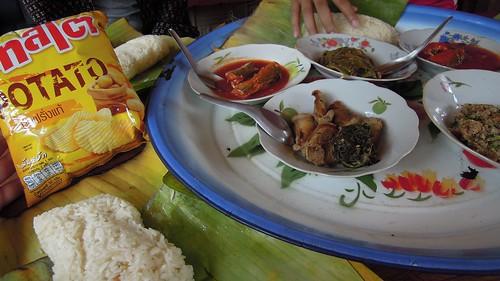 lunch nikon laos 2014 p300 bansopjam luangprabangprovince