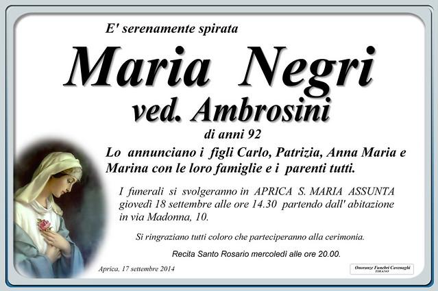 Negri Maria