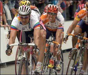 Amstel 2000 - L'affermazione di Zabel