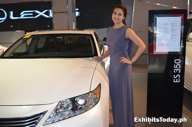 Beautiful car model for Lexus