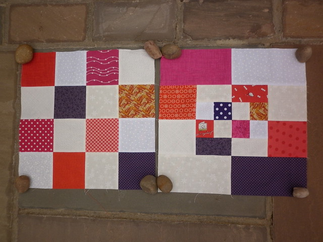 Blocks for Janet - Bee A Brit Stingy September 2014