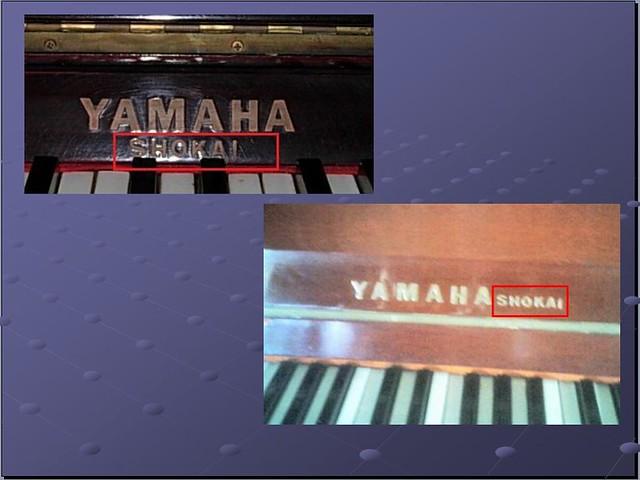 YAMAHA SHOKAI