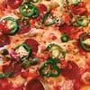 Pizza babes. ✨🔥🍕👦👩🍕🔥✨ #CALI #LA #E3 #foodporn #foodie by Anni de Leon
