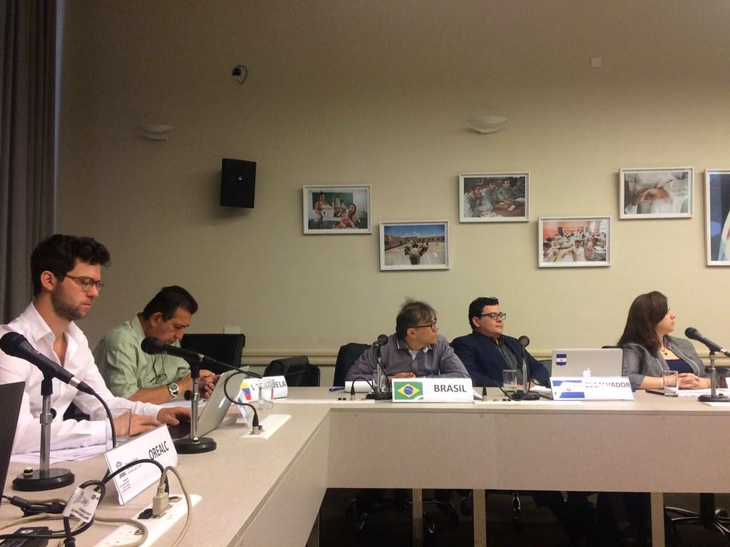 XXXVI Reunión de Coordinadores Nacionales del LLECE
