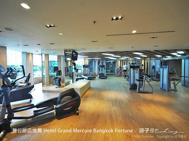 曼谷飯店推薦 Hotel Grand Mercure Bangkok Fortune 48