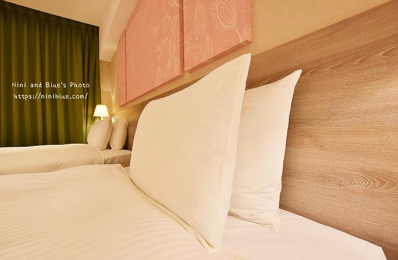 台中住宿愛麗絲飯店 Aeris  Hotel10