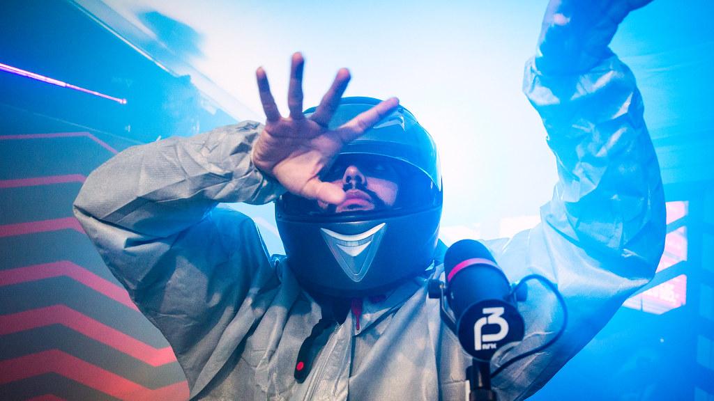 Baarlis Lasershow - P3aksjonen 2016