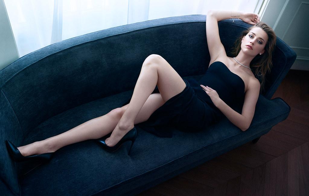 Эмбер Хёрд — Фотосессия для «Marie Claire» 2015 – 1