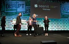 TechCrunch Disrupt London 2016 - Day 2
