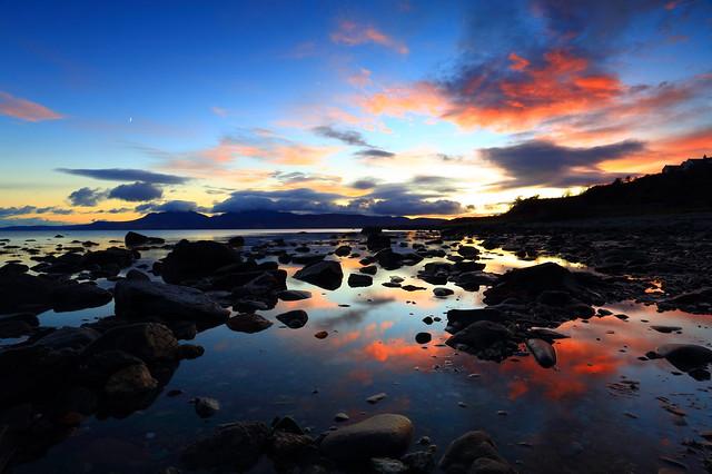 scalpsie sunset nov16