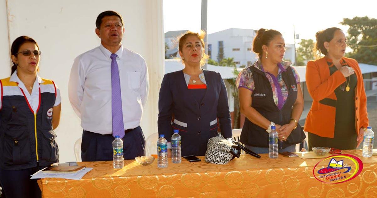 En Hora Cívica se recordó Día del Himno Nacional